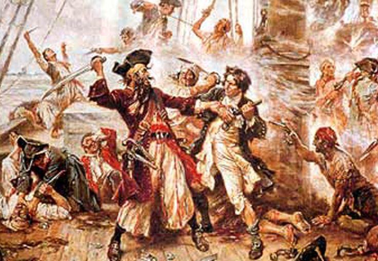 Tien barbaarse piraten | Historianet.nl