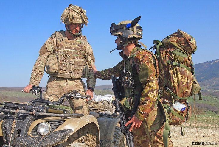 Il Terzo Reggimento Alpini insieme ai militari britannici (1200×807) - http://www.comeedove.it/il-terzo-reggimento-alpini-insieme-ai-militari-britannici/
