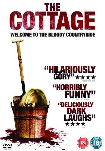The Cottage [DVD] [2008]: Amazon.co.uk: Jennifer Ellison, Andy Serkis, Reece Shearsmith, James Remar, Lauren Velez: DVD & Blu-ray