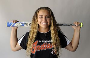 ALL-AREA SOFTBALL: Size doesn't matter for Player of the Year Clavelle - Sports - Appeal-Democrat