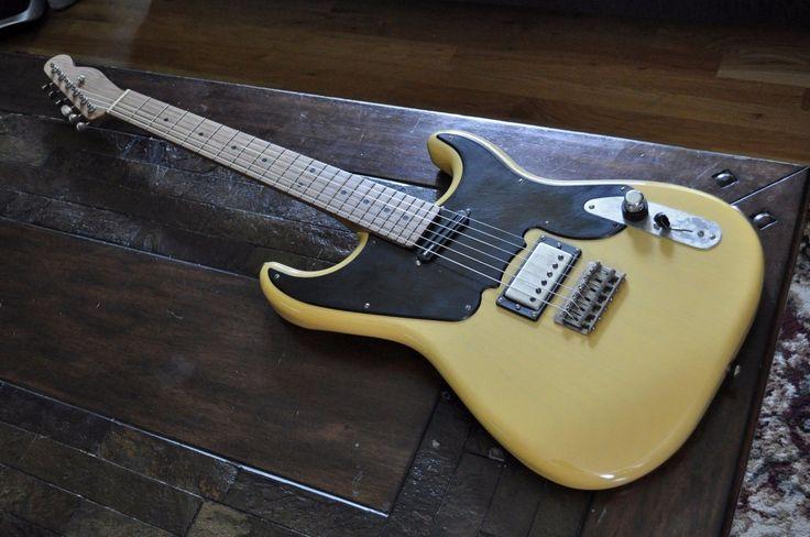 Fender MIJ Pawn Shop 51 Partscaster w/ Warmoth Roasted Maple Telecaster Neck