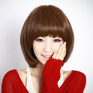Gift Idea! Miss Beauty Sexy BOBO Short Wig, Trendy Soft Face Framing Fringe, With Hair Cap - Brown by Miss Beauty. $25.99. Suit Ur Face In Lovely Short BOB style With Even Fringe. Limp Strinps of Hairs. Hype Simulation Scalp Made Of High Quality Natural Elmusion. Copper or Dark Highlights Heat Resistant Fibre. Super Natural in Comparative Lower Price. Brand: Miss BeautyModel: WIG-1005, Miss Beauty Sexy BOBO Short Wig, Trendy Soft Face Framing Fringe, With Hair Cap, New Year Gift ...