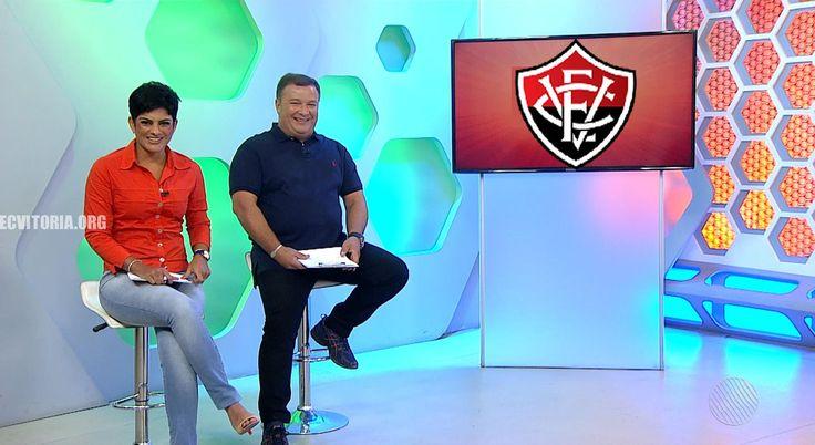 Globo Esporte Bahia integra do dia sobre o Vitória 19 de maio 2017