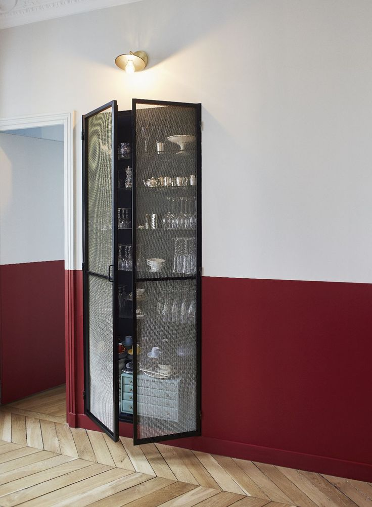 Salle à manger - Appartement parisien de 150m2 GCG Architectes