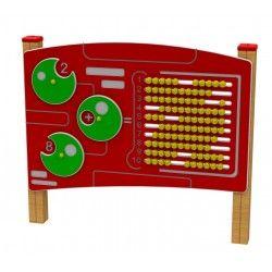 ABACUS játszó tábla