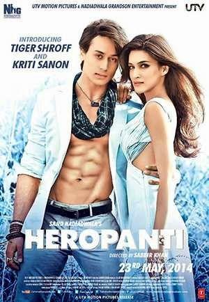 Heropanti (2014) movie