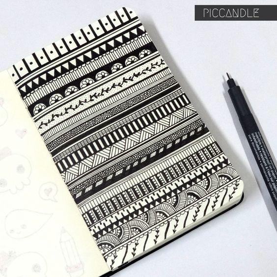 ☯ Zentangle Art ☯ - Taringa!