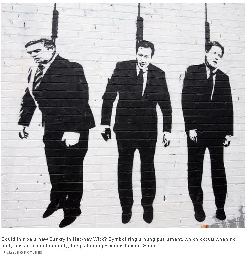 banksy wall art #street art #graffiti This is Art, not Mine nor yours, but It deserves to be seen...by everyone...Share it...