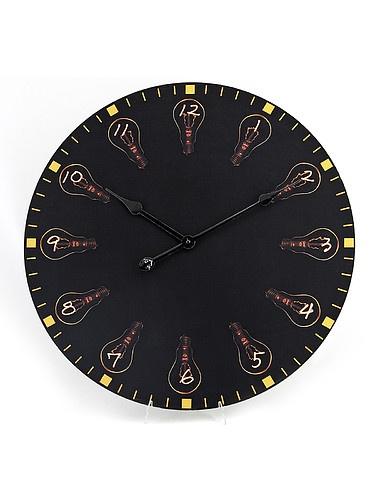 Часы настенные «Лампы