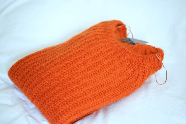 Bright Mohair Sweater