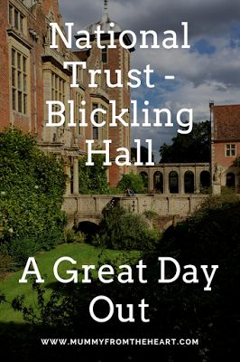 Blickling Hall, Norfolk. A fabulous  National Trust day out for all the family