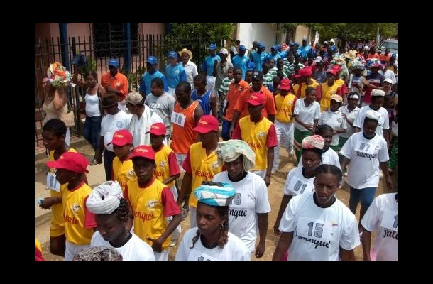 LITERPALENKE: ¿Tomando a pecho la diáspora africana?