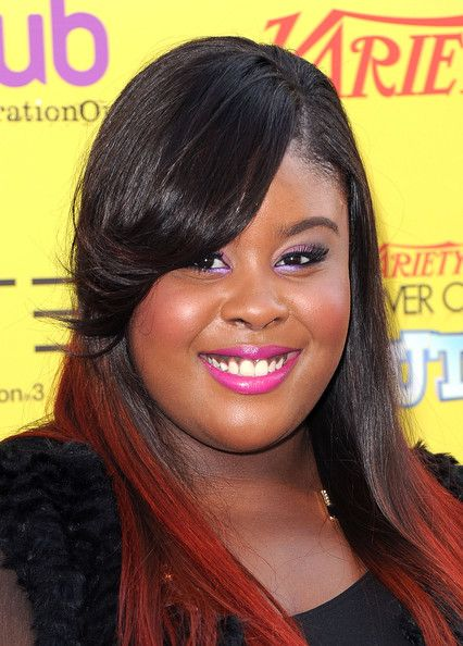 Raven Goodwin from GoodLuck Charlie