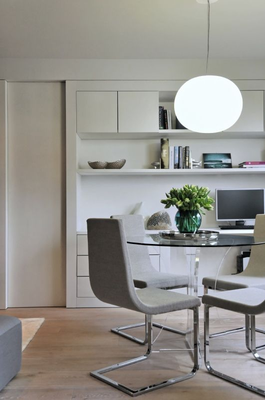 dining table was perfect for this small space dreamy spaces
