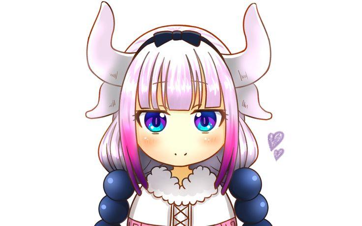 miss kobayashis dragon maid pic for mac - miss kobayashis ...