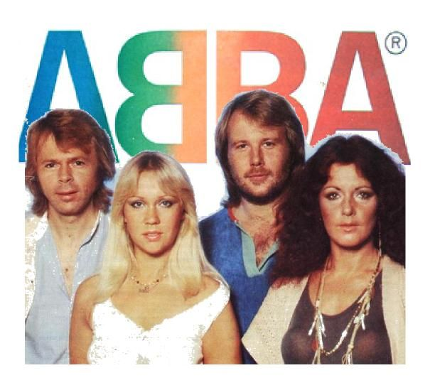 Workout Bands Music: ABBA's Blonde Bombshell Images