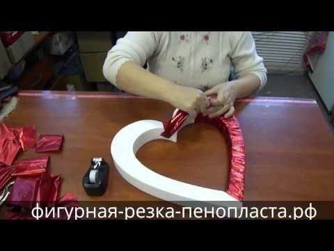 День 4: Оформление свадебной арки. Курс свадебной флористики и декора - YouTube