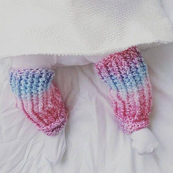 Crochet Leg Warmers Baby - Cosy by GG