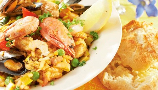Paella - K-ruoka