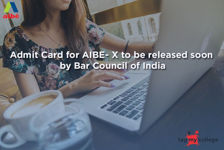 NEW DELHI: The acknowledge card for All India Bar Examination (AIBE) X may now be launched tomorrow after 10: 00 am.  According to an earlier notification on AIBE official site, the admit card was scheduled to be published on March 15 however it is often delayed. The test is expected to be run on March 26. Bar Council of India conducts AIBE for law graduates wishing to get the permit to practice law in India.
