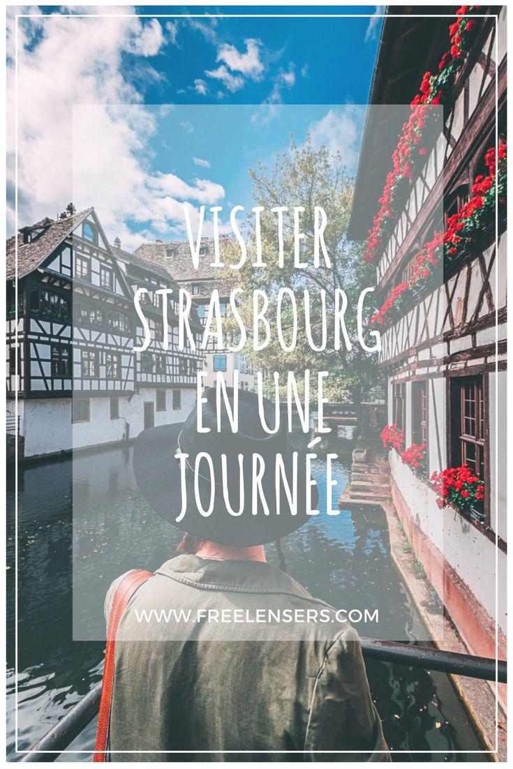 France, Europe : Visiter Strasbourg en une journée. Sur notre blog voyage et photo nous vous partageons nos conseil, astuces, guides et itinéraires à travers nos récits et carnets de voyage. Vous recherchez comment préparer vos vacances ? Une idée de destination ? Quand partir ? Les activités à faire et les endroits à voir ? Découvrez nos aventures autour du monde ! #france #europe #strasbourg #voyage #strasbourgtourisme