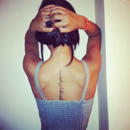Espalda #InkMX #Tatuajes #Tattoos