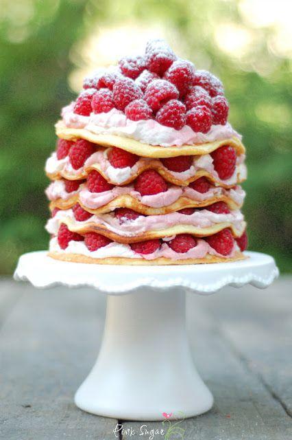 Schwedische Pancake Torte - Svenska pannkakor