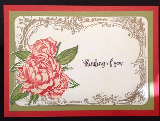 Paper Goodness: Creating from the Heart: January 2016 - CTMH Stamp of the Month Blog Hop