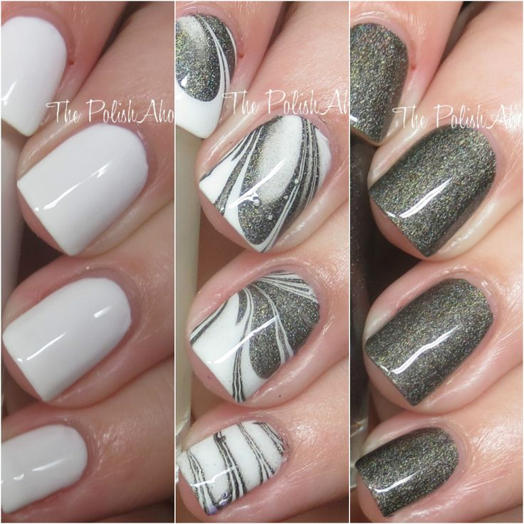 1000+ Ideas About Water Marble Nails On Pinterest