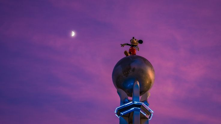 Disney Parks After Dark: Mickey