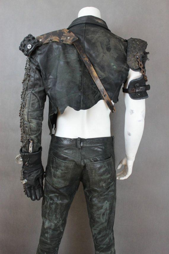 Mad Max Fury Road  chaqueta  traje de Mad Max  por WastedCouture