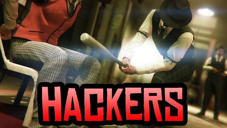GTA 5 Online - HACKERS ARE TAKING EVERYTHING! - Are You Safe in GTA 5?