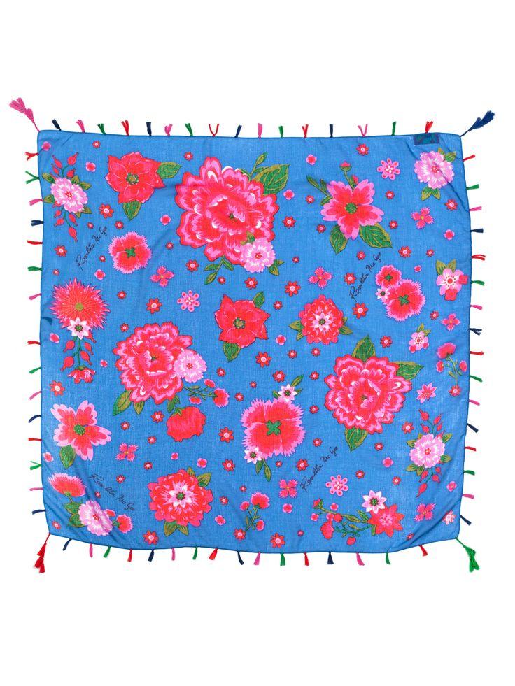 #pashminasanpedro #pashmina #fular #panuelo #pashminaflores #flowerspashmina #roses #rosespashmina #rosas #summerpashmina www.rosalitamcgee.com