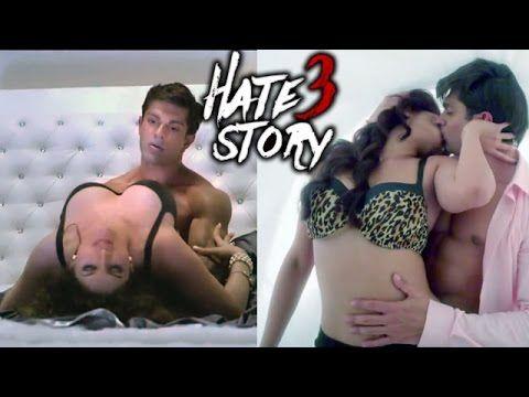HOT PICS : Zareen Khan, Daisy Shah bold scenes from Hate Story 3 Trailer