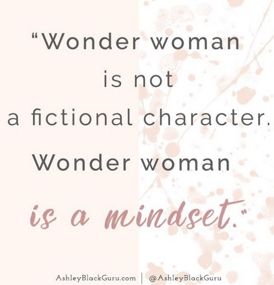 We all have the capacity to be the greatest, strongest, unbreakable woman the world has ever seen! Tap into your inner power and own it! Wonder Woman is in all of us! It's not about the physical strength it's the mental that matters!!! #AshleyInspiration