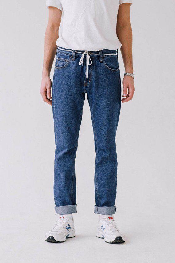 80edce05b04 Mens Jeans, Jeans, Denim Jeans, Vintage Jeans, 80s 90s Jeans, Classic Jeans,  Slim Jeans, Blue Jeans,