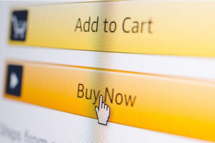 Deutsche Erledigen Jeden Dritten Einkauf Online Amazon Verkaufen Post Bank