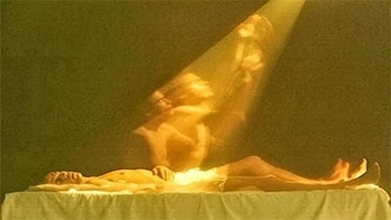 Amazing Photos of the Human Soul Leaving the Body