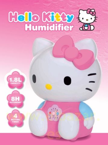 Humidificador infantil Hello Kitty
