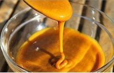 """Ecco il """"miele d'oro"""",un abbinamento tra la potenza della curcuma e il miele che insieme creano il più potente antibiotico per allergie e influenza."""