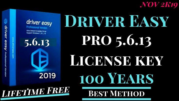 Driver Easy Pro 5.6.13 license Serial Key Nov 2019 ...