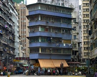 hong kong corner houses • michael wolf