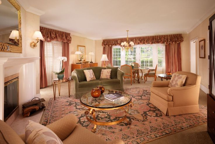 Deluxe Bungalow Suite at The Beverly Hills Hotel