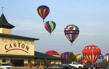 Mississippi Championship Hot Air Balloon Fest