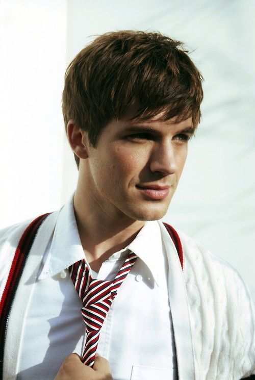 Basically, he's always hot. | 24 Reminders That Matt Lanter Is Hot