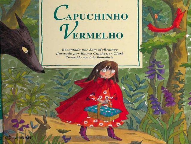 Leiturinhas para criança!: Capuchinho Vermelho