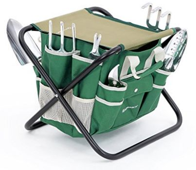 Great tool carrier and stool