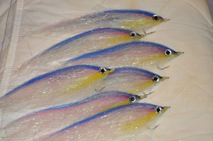 pluglisi baitfish fly patterns - Google Search