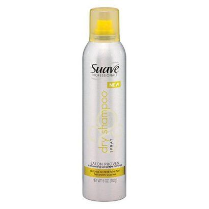 For those of us with slightly to greasy roots and hair, I recommend Suave's Dry Shampoo. It's around $3 and works VERY well. I suggest it to those who have greasy hair problems or to keep around for those days you don't wash your hair. :)