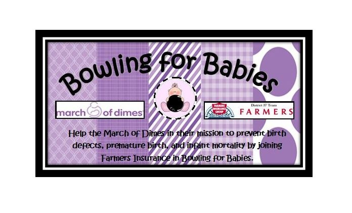 Farmers March of Dimes Event